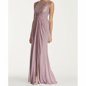 NWT Rose Gold Dress
